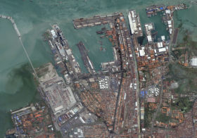 Satellite Image of the Month: Surabaya, Indonesia