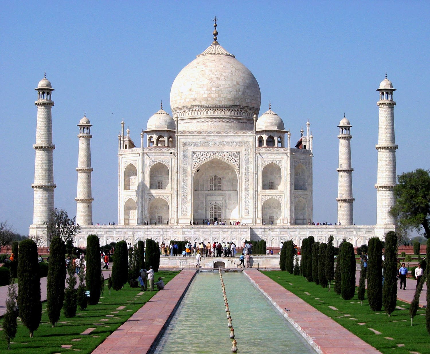 satellite image gallery mystic places new seven wonders of the taj mahal