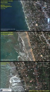 satellite image indonesia tsunami-sri-lanka-