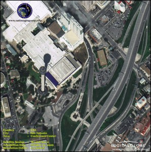 WorldView-2 First Image-San Antonio, Texas