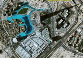 Satellite Images Capture the Amazing Architecture of Dubai and Abu Dhabi, UAE