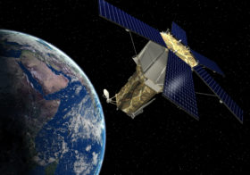 LockHeed Martin and GeoEye Start Building GeoEye-2 Next Commercial Earth Imaging Satellite