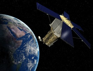 GeoEye-2 satellite sensor earth observing