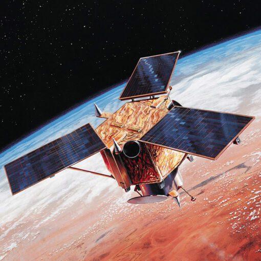ikonos satellite sensor earth observing