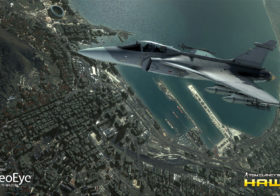 H.A.W.X. 2 – Satellite Images Create 3D Simulation Worlds in Tom Clancy's Video Games