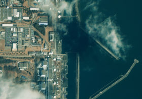 Satellite Images of Japan Earthquake and Tsunami Damage Before and After