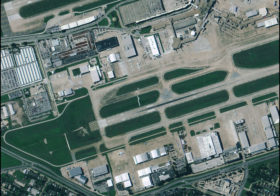 Satellite Imagery for Airport Mapping